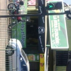Restaurante La Otra Estación en Santiago