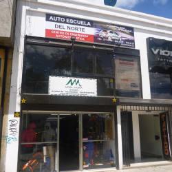 Auto Escuela del Norte en Bogotá