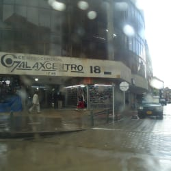 Centro Comercial Galax Centro 18 en Bogotá