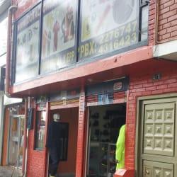 Dotaciones Para El Trabajo en Bogotá