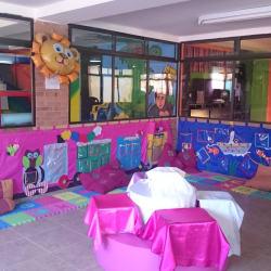 Biblioteca Comunitaria Nido del Gufo en Bogotá