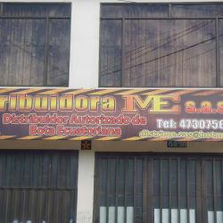 Distribuidora M.E.S.A.S en Bogotá