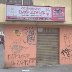 Restaurante Dao Xiang en Bogotá