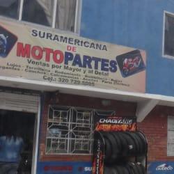Suramericana de Motopartes en Bogotá