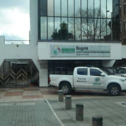 Centro Facilitador de Servicios Migratorios en Bogotá
