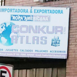 Conkur Atlas - Estación Central en Santiago