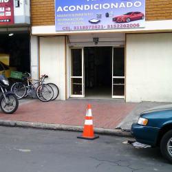 Aire Acondicionado Suministros y Servicios AC en Bogotá