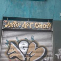 Aero Art Shop en Bogotá