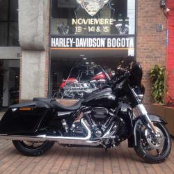 Harley Davidson  en Bogotá