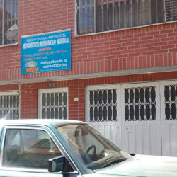 Iglesia Cristiana Movimiento Misionero Mundial en Bogotá