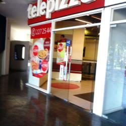 Telepizza - Av. Ossa en Santiago