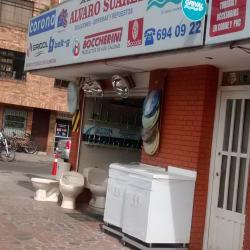 Almacen Alvaro Suarez en Bogotá