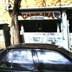 Restaurant Carolina en Santiago