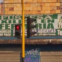 Escuela de Salud Fusdesa en Bogotá