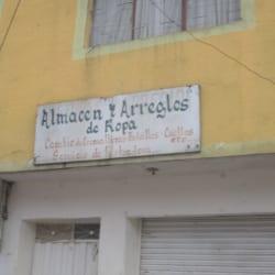 Almacen y Arreglos de Ropa en Bogotá