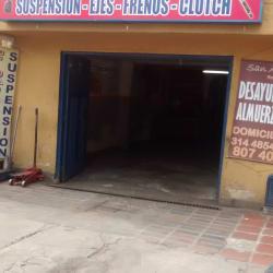 Amortiguadores O.R en Bogotá