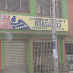 Asadero Restaurante Brasas 33 en Bogotá