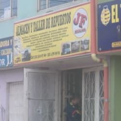 Almacen y Taller de Repuestos JF en Bogotá