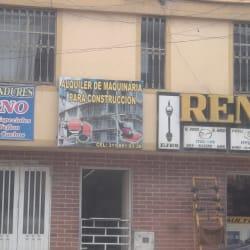 Alquiler de Maquinaria Para Construccion en Bogotá