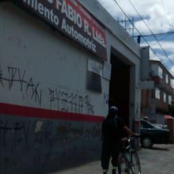 Alineaciones Fabio R en Bogotá