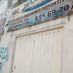 ABC Sportche& en Bogotá