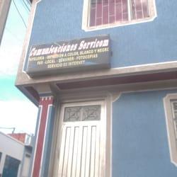 Café Internet Servicom Comunicaciones Ai en Bogotá