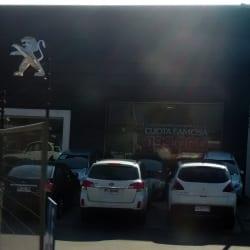 Indumotora Peugeot - Las Condes en Santiago