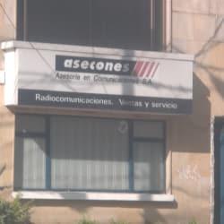 Asecones en Bogotá