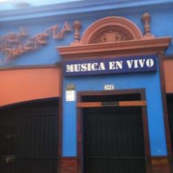 La Otra Puerta - Bellavista en Santiago