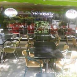 Restaurant Seven en Santiago