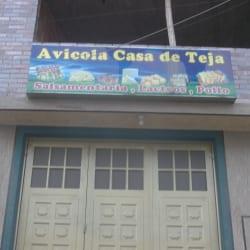 Avicola Casa De Teja en Bogotá