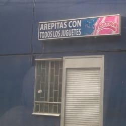 Arepitas Con Todos Los Juguetes  en Bogotá