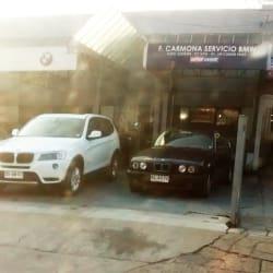 Carmona Servicios BMW en Santiago