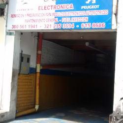 B&M Electronica en Bogotá