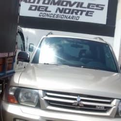 Automoviles del Norte en Bogotá