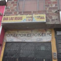 Bar Las Vegas en Bogotá
