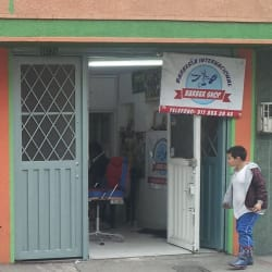 Barbería Internacional Barber Shop en Bogotá