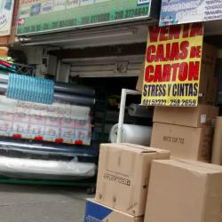 Bodega de Plasticos y Desechables en Bogotá