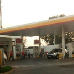 Shell - Lo Barnechea en Santiago