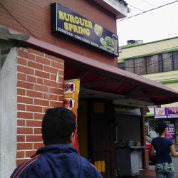 Burger Spring en Bogotá