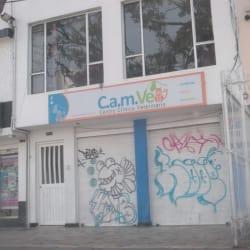 C.a.m.Vet en Bogotá