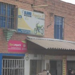 Alamo Reymotor en Bogotá