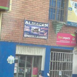 Almacen Repuestos y Accesorios en Bogotá