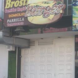 Brosti Burguer en Bogotá