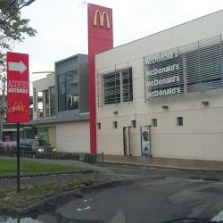 McDonald's - Príncipe de Gales  en Santiago