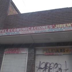 Café Internet Telecomunicaciones Jireh Sara en Bogotá
