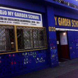 Colegio My Garden School en Santiago