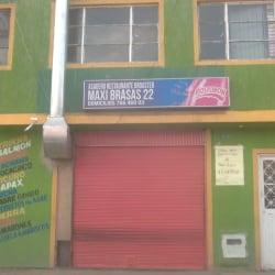 Asadero Restaurate Broaster Maxi Brasas 22 en Bogotá