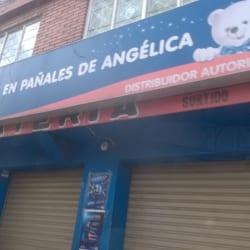 Aventuras en Pañales de Angelica en Bogotá