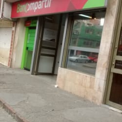 Bancompartir Calle 129 en Bogotá
